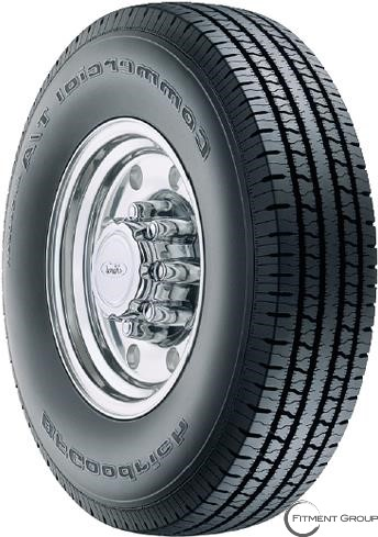 LT235/85R16E COMMERCIAL TA TRACTION 116Q