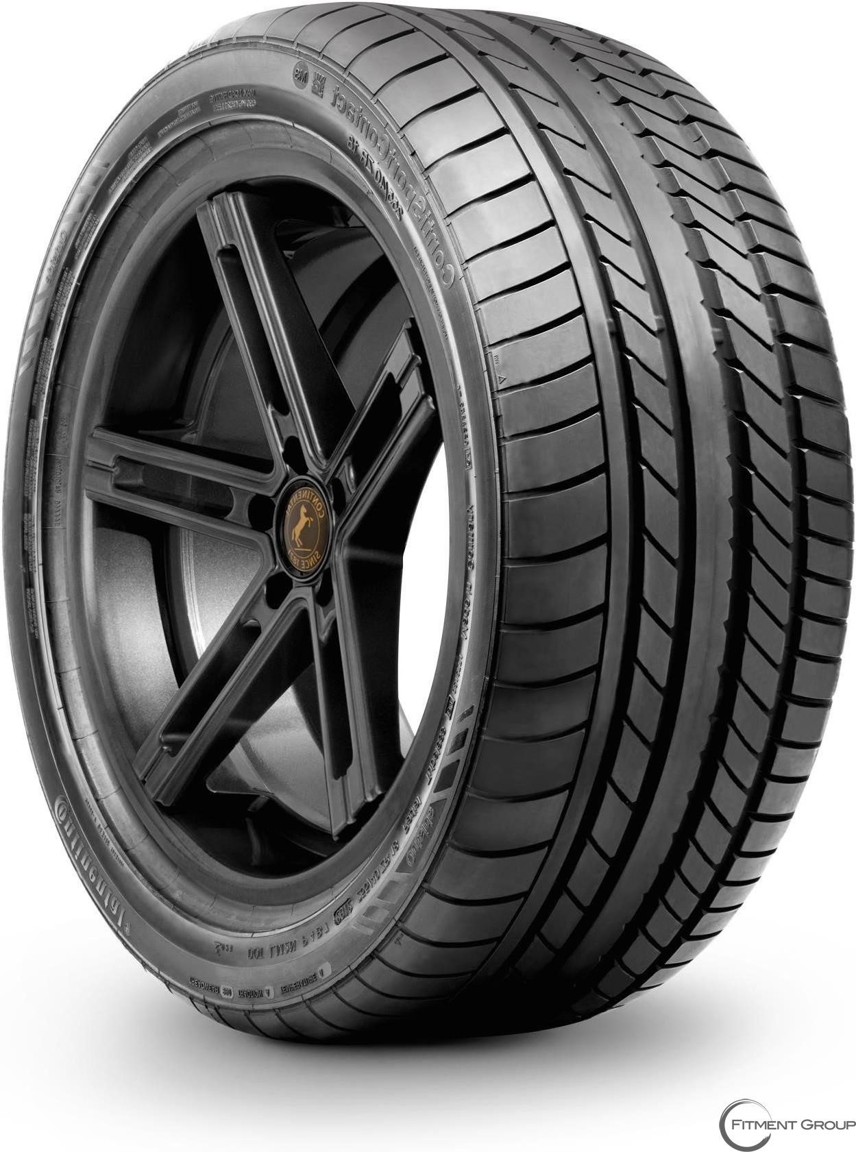 RF 235/50R18 SPORTCONTACT 5 97V BSW CNT