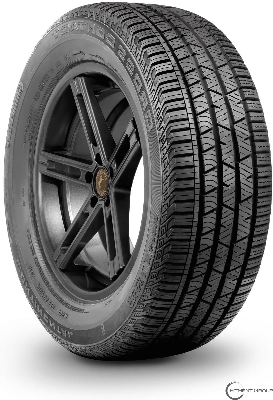 245/50R20 CROSSCONTACT LX SPORT 102H BSW CNT