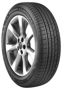 P235/60R18 102V GRANDTREK TOURING AS BSW DUN