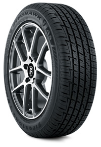 195/65R15 FIREHAWK AS 91H BW FIR
