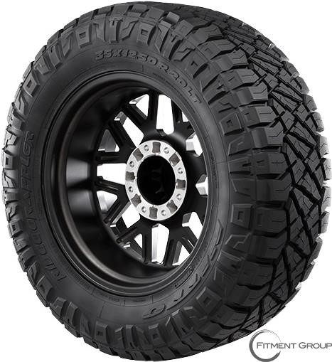 LT285/70R17 NITTO RIDGE GRAPPLER 116Q