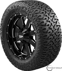 LT325/65R18D 121R Dune Grappler NIT
