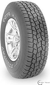 P245/65R17 OPEN COUNTRY A20A 105S  BW TOYO