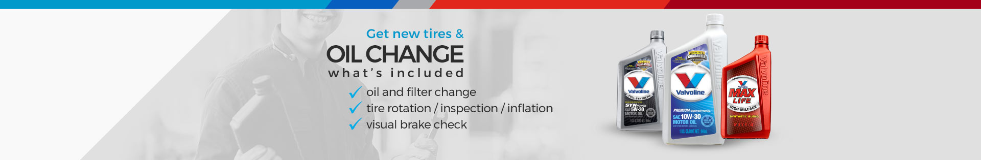 Tires And Oil Change Auto Service Lompoc Big Brand Tire Service